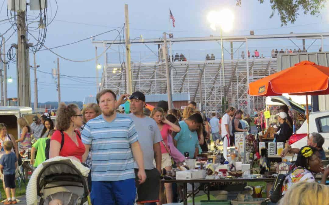 Belvidere Illinois Flea Market Sept. 21