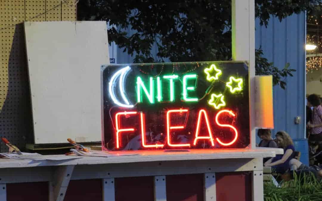 Belvidere Illinois Late Night Flea Market June 19, 2021