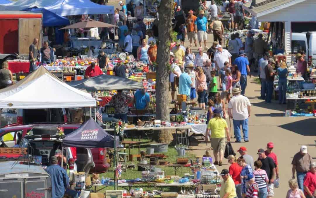 Shawano Wisconsin Flea Market! 51st season!