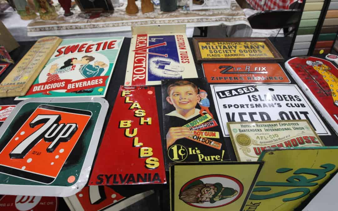Fox River Mall Event – Antiques & Collectibles March 18 thru 21, 2021