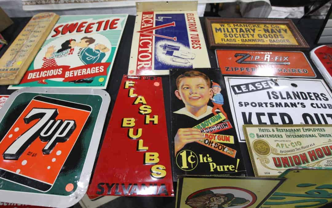 Fox River Mall Event Antiques & Collectibles Jan. 13 – 16, 2022