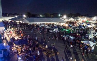 Wheaton Illinois All Night Flea Market returns August 21, 2021