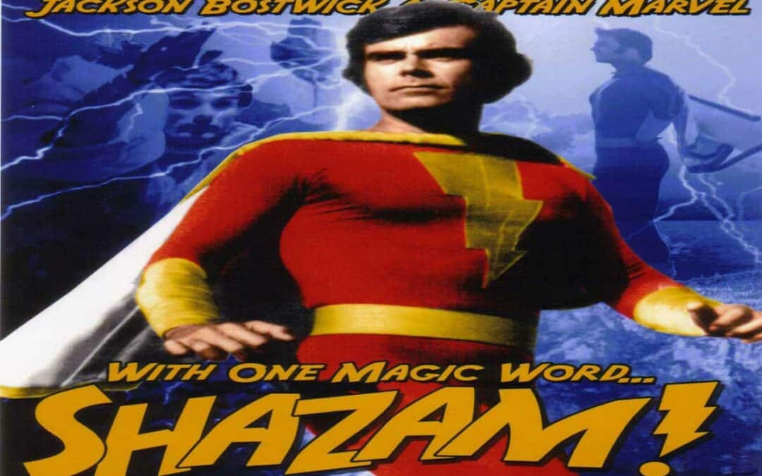 Jackson Bostwick as Captain Marvel