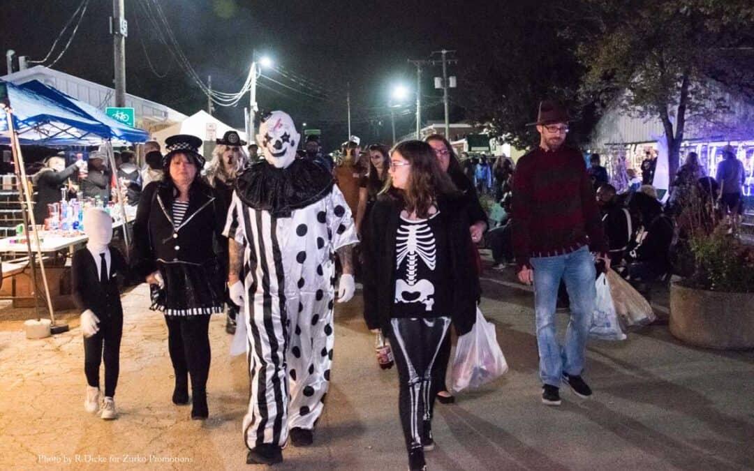 Haunted Halloween Flea Market October 30, 2021